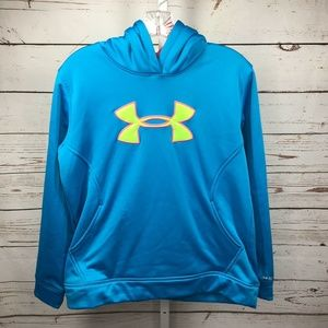 Under Armour Pullover Hoodie Size Youth XL